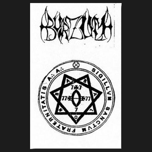 Self Released Burzum Reh Demo 91