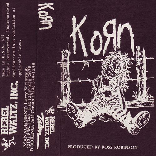 Self Released Korn Neidermayer's Mind
